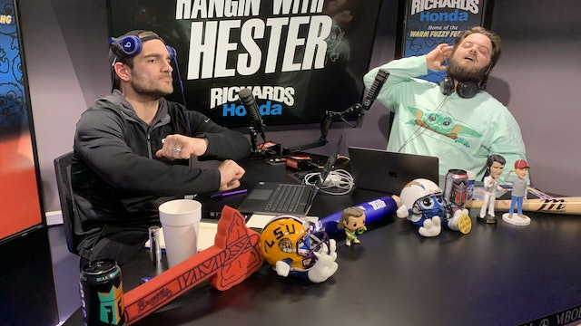 Hangin' with Hester   April 17, 2020