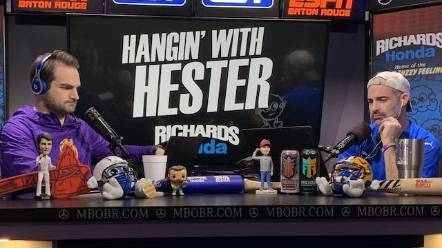 Hangin' with Hester | March 31, 2020