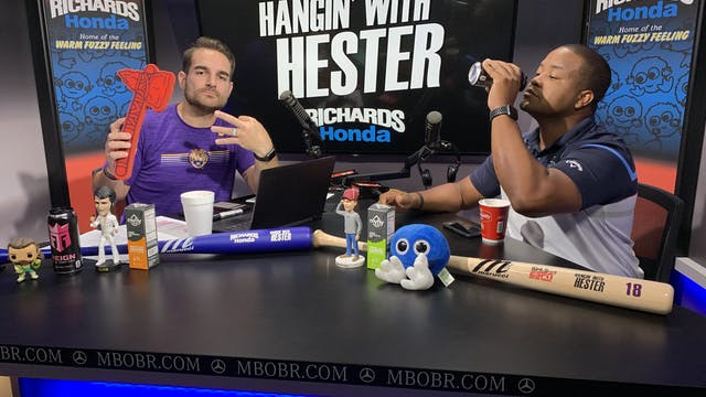 Hangin' with Hester - September 17, 2019