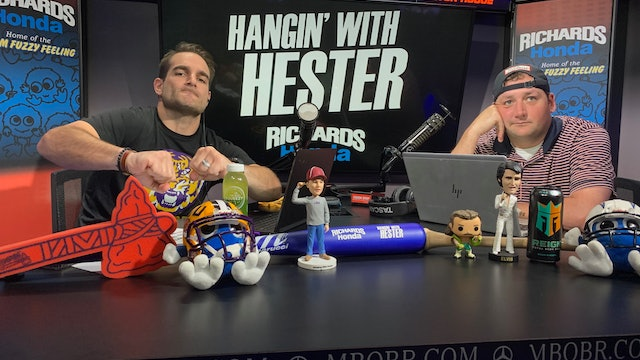 Hangin' with Hester | June 4, 2020