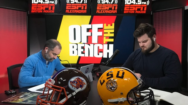 Off The Bench - February 11, 2019