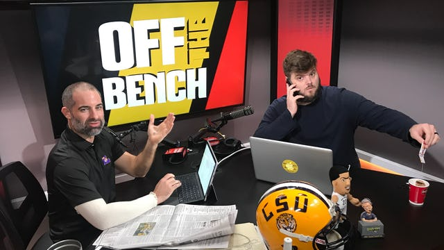 Off The Bench - October 5, 2018