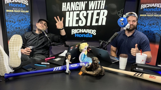 Hangin' with Hester - April 23, 2019