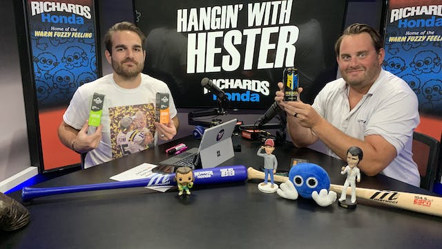 Hangin' with Hester - July 8, 2019