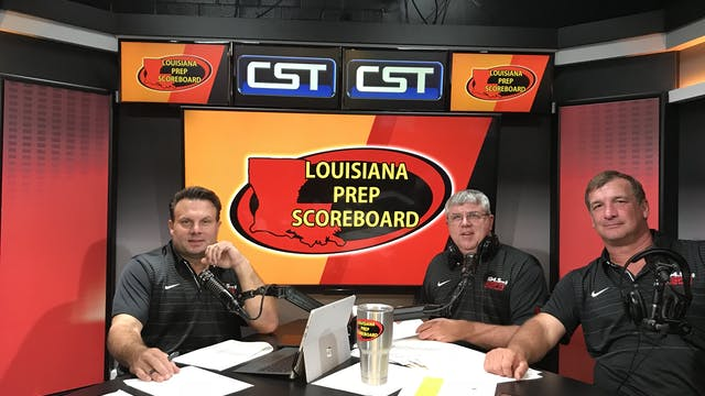 Louisiana Prep Scoreboard - Week 1