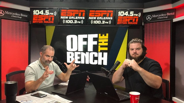 Off The Bench - September 27, 2019