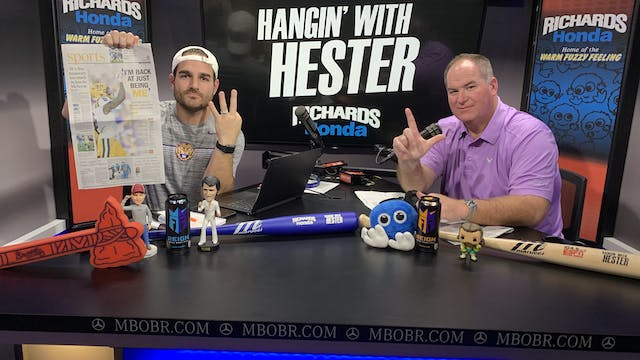Hangin' with Hester - September 2, 2019