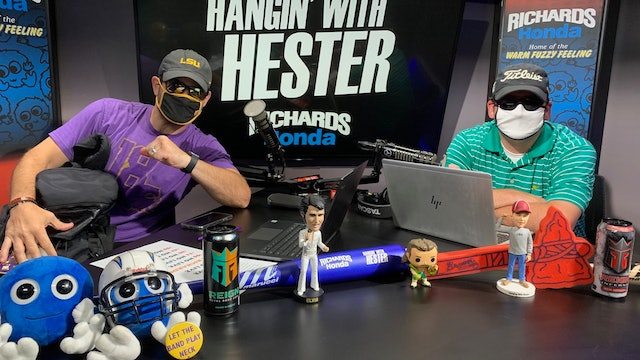 Hangin' with Hester | June 11, 2020