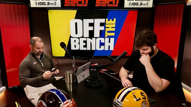 Off The Bench - January 17, 2019