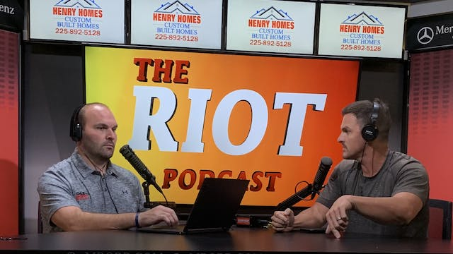 The Riot Podcast - October 2, 2019