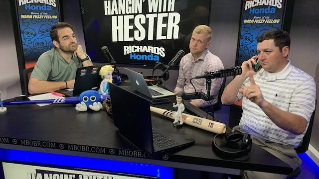 Hangin' with Hester - May 9, 2019