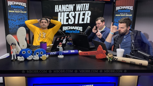 Hangin' with Hester | January 2, 2020