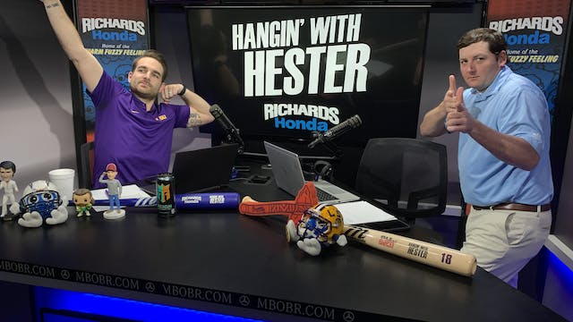 Hangin' with Hester | March 3, 2020
