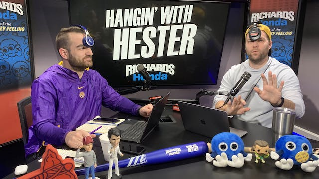 Hangin' with Hester | February 7, 2020