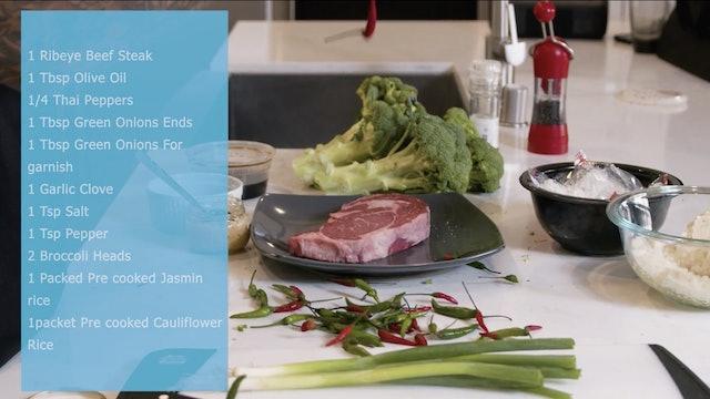 Teriyaki Beef and Broccoli