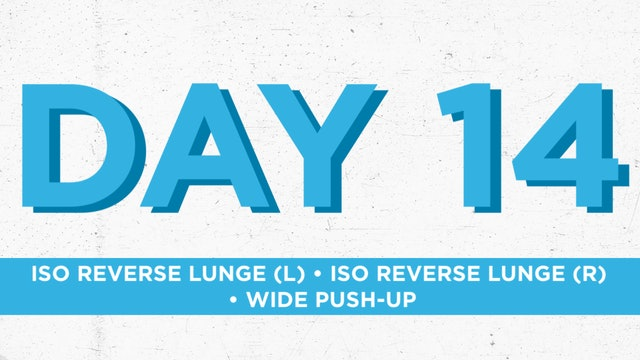 10 Minute Fix: Day 14 (Vol 1)