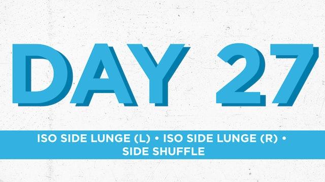 Full Body Fix: Day 27