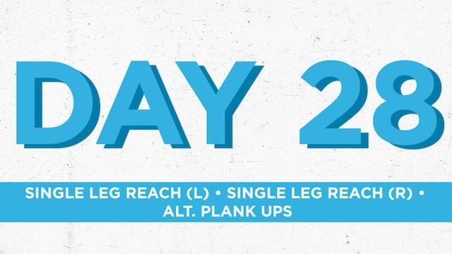 Full Body Fix: Day 28