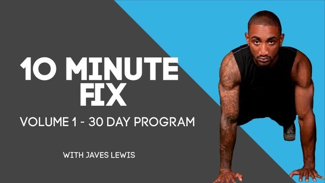 10 Minute Fix: Volume 1
