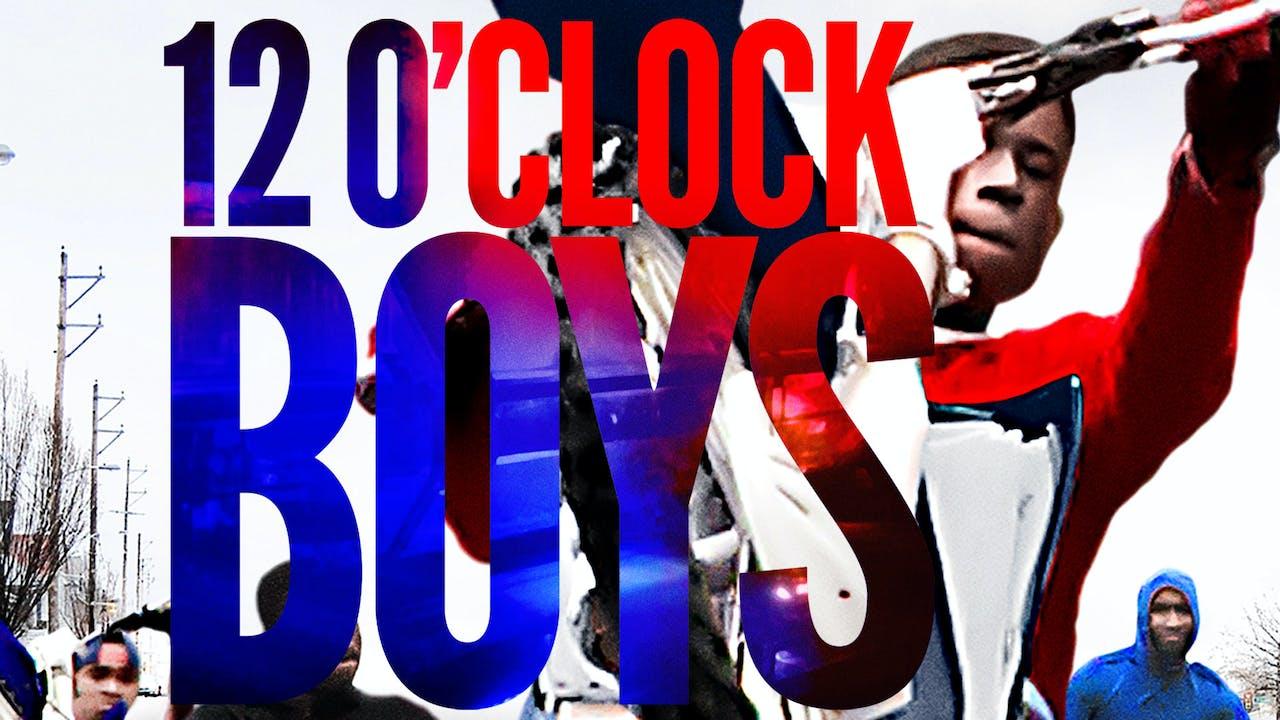 Head Hi Presents: 12 O'Clock Boys