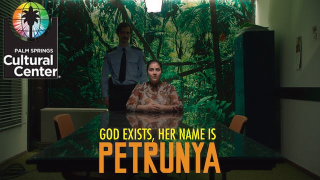 GOD EXISTS, HER NAME IS PETRUNYA @PSCC