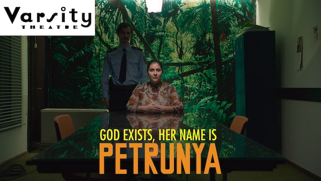 GOD EXISTS, HER NAME IS PETRUNYA @The Varsity