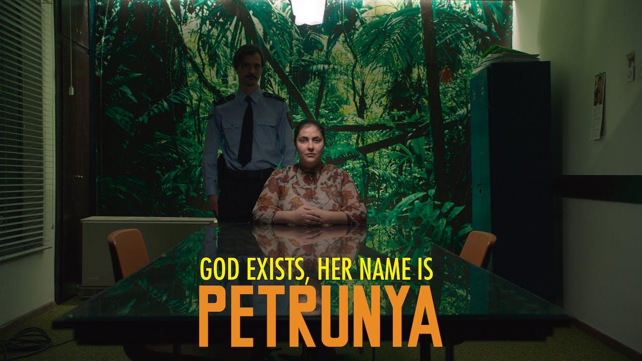 GOD EXISTS, HER NAME IS PETRUNYA@CinemaArtBethesda