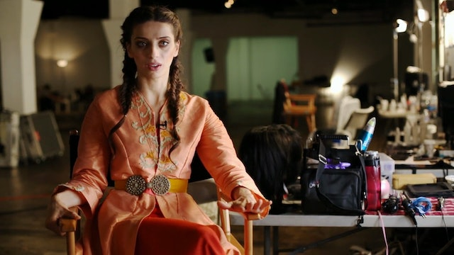 Conversation with Angela Sarafyan