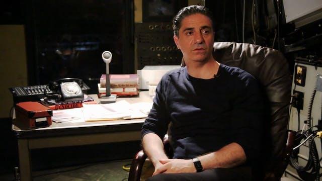 Conversation with Simon Abkarian