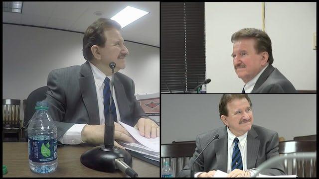 2016 - Texas Medical Board Trial Summary