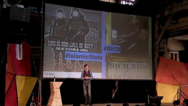 Speech at XOXO Festival, September 2014 - a live runthrough of content from the film