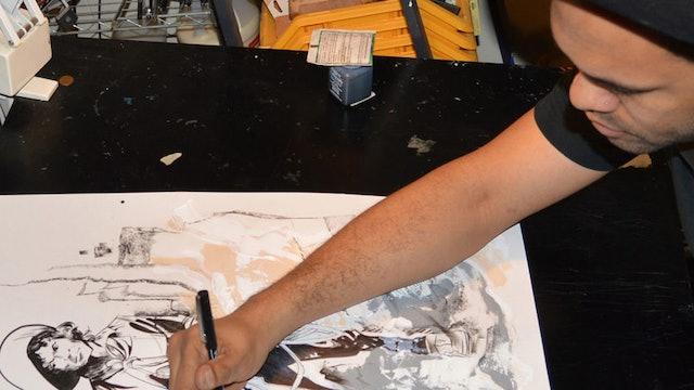 Creative Q&A with Artist Bryan Moss