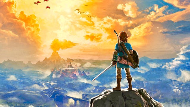 Breath of the Wild is a Masterpiece