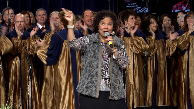 Judy Jacobs and the Christ Temple Choir