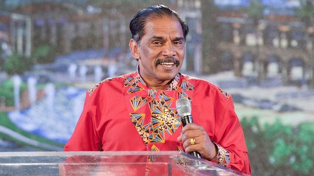 Legacy Consecration Summit - Vernon Fernandes
