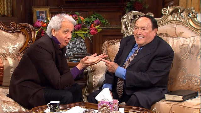 A Conversation with Morris Cerullo