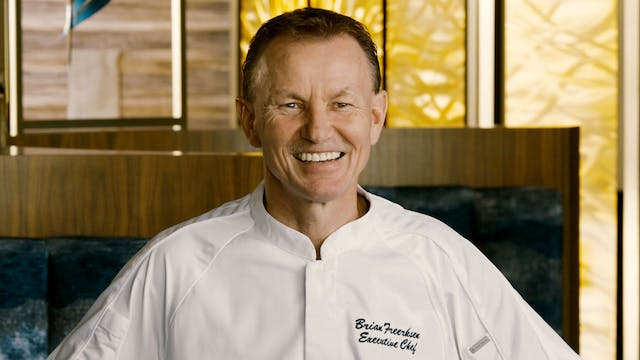 Meet Award-Winning Executive Chef, Br...