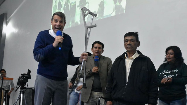 Victory In Ecuador