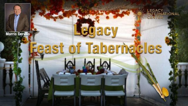 Feast of Tabernacles 2020