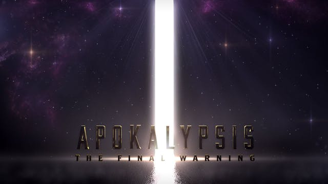 Apokalypsis - The Final Warning Trailer