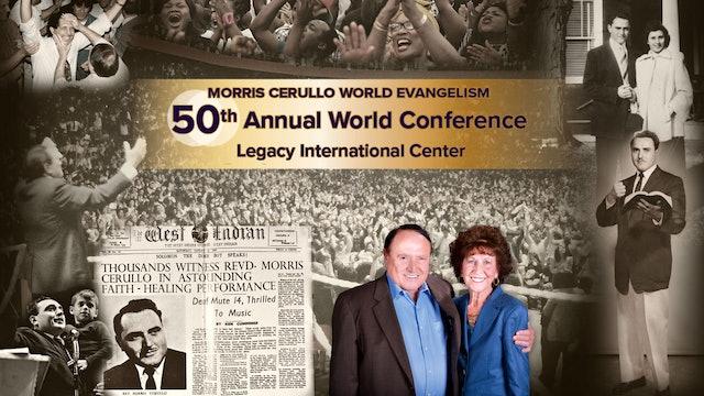 Morris Cerullo's 50th Annual World Conference