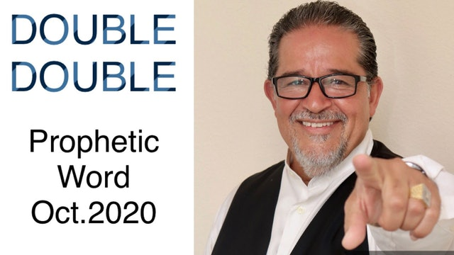 Prophetic Word for October 2020