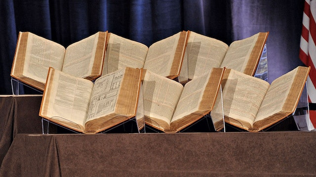A Legacy Gift - 17th Century Polyglot Bible