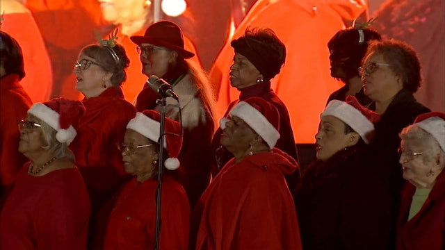 Martin Luther King Jr Community Choir - Silent Night