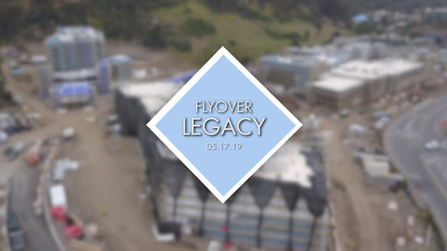 Flyover Legacy - May 17th 2019