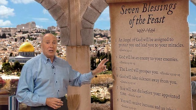 Your Appointed Time - A Passover Miracle