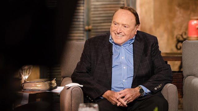 Morris Cerullo Visits Marcus and Joni...