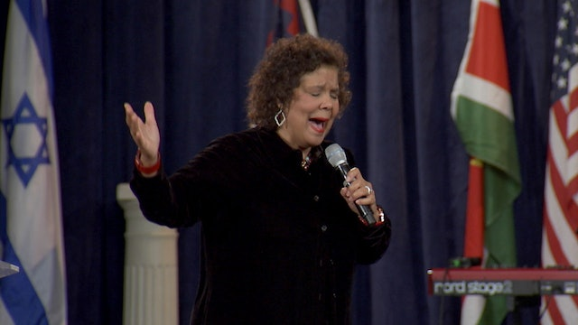 Judy Jacobs - You Deserve the Glory