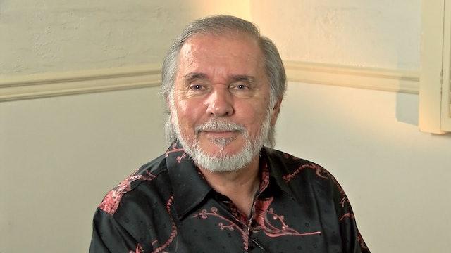 Entrevista de Testimonio de Legado - Rony Chaves