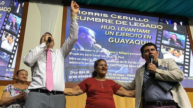 Miracles de guérison à Guayaquil, Equateur